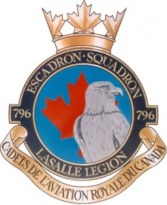 les cadets de l'air - escadron 796