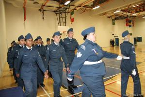 Vidéo de la Parade finale d'année des cadets du Canada en l'escadron 796