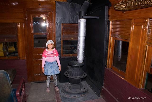 печь для отопления вагона