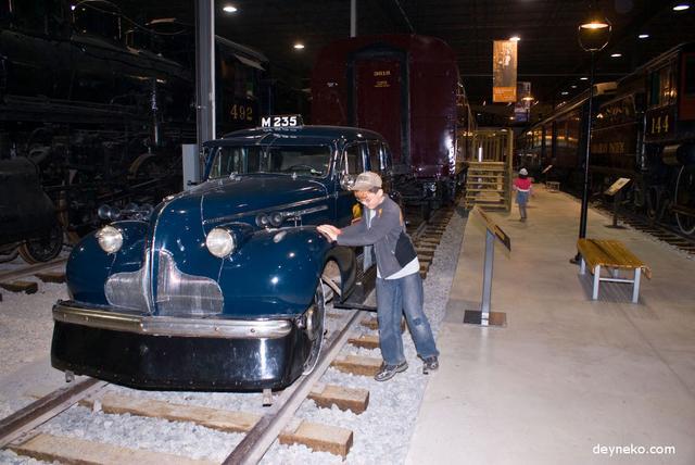 железнодорожный автомобиль для врачей
