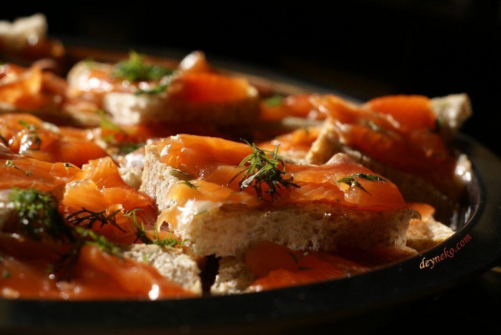 Sugar-salt cured trout recipe