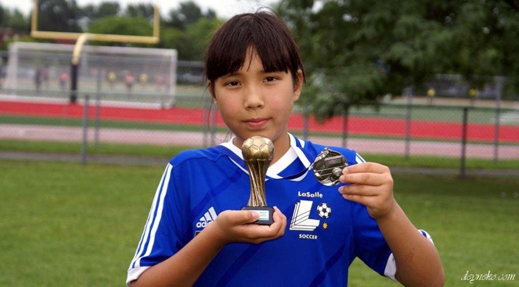 детский футбол в Канаде