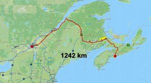 Halifax: un voyage longuement attendu