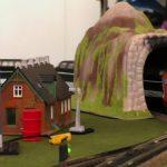 building ho train table