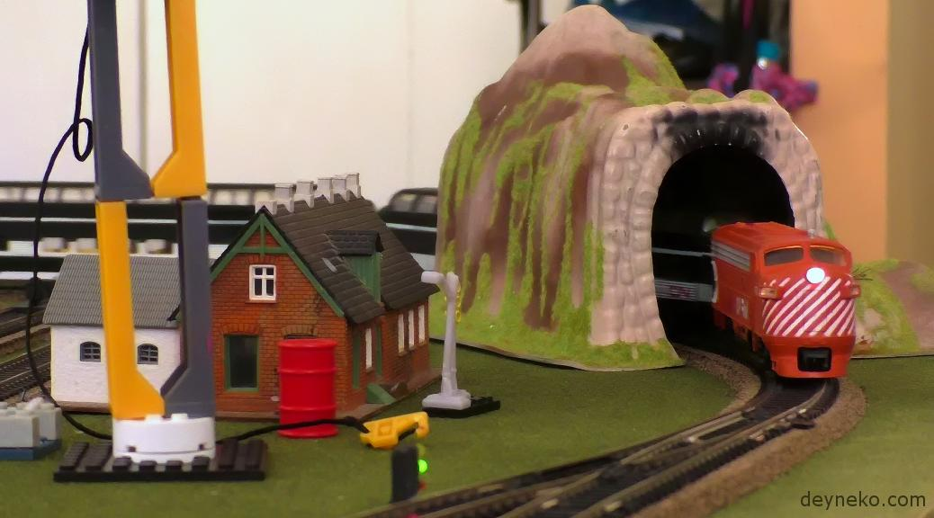 Детская железная дорога своими руками