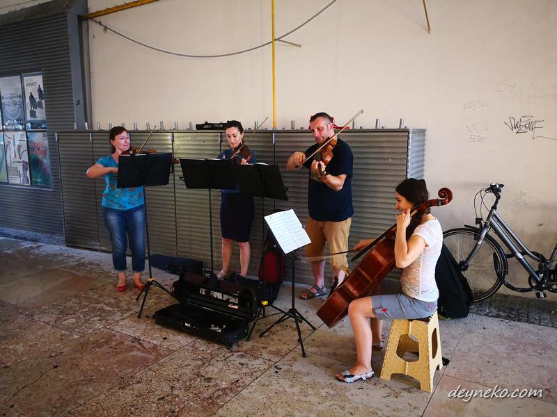 чью музыку играют в Зальцбурге