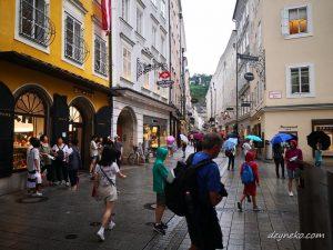 Путешествие в Зальцбург на велосипедах