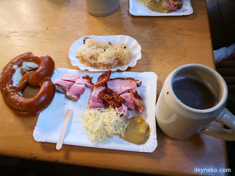 австрийская закуска к пиву