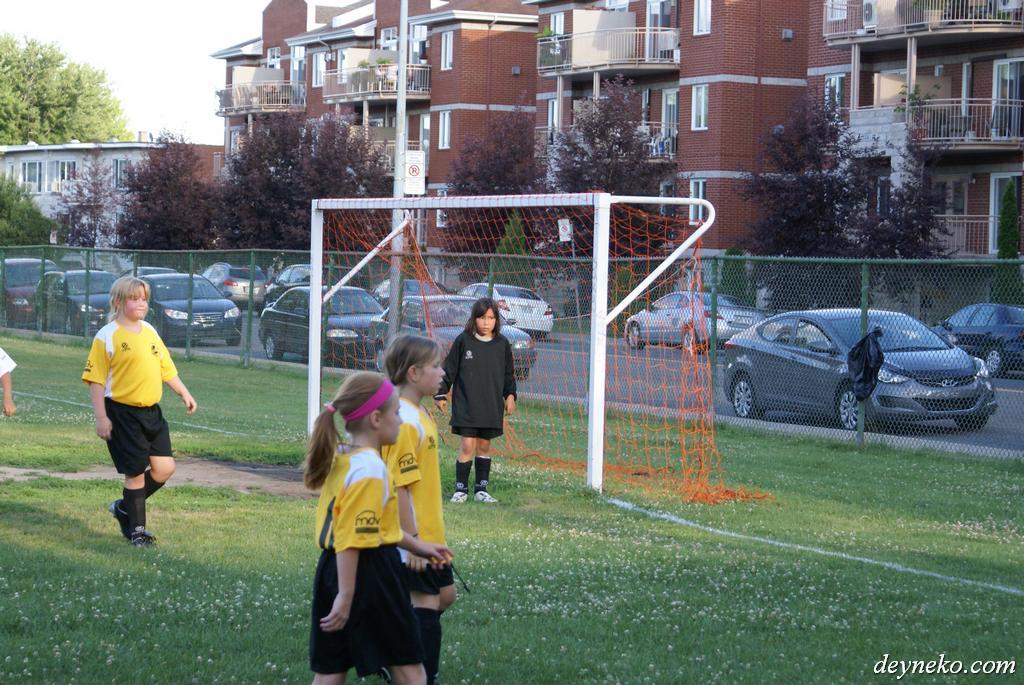 Alice is goalkeeper of soccer team