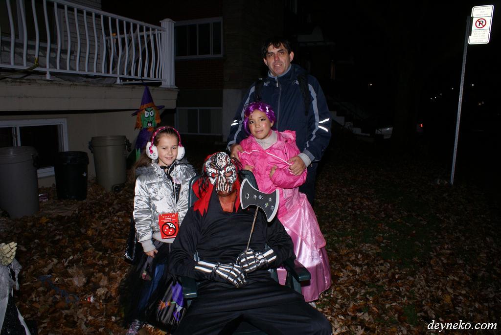 костюм который пугает детей