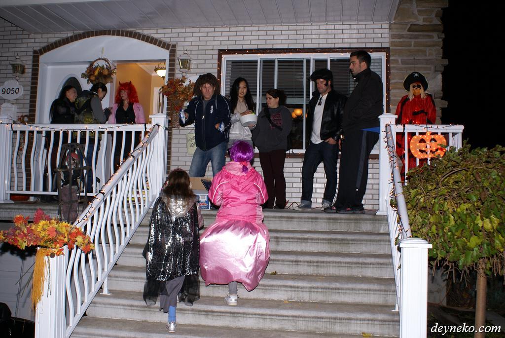 Хэллоуин 2012 Ласаль, провинция Квебек