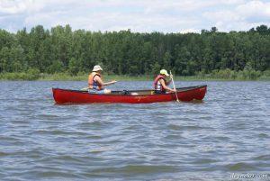 Каяк и каноэ: наше первое плавание