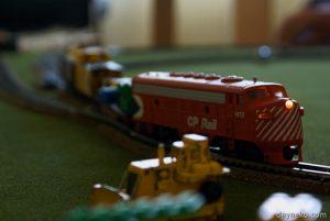 Делаем макет железной дороги своими руками