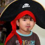 halloween un petit pirate