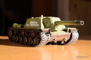 Ma modèle Su-152
