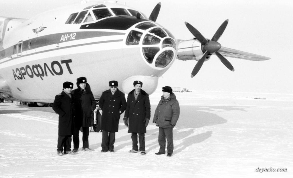 экипаж для полетов в Арктику