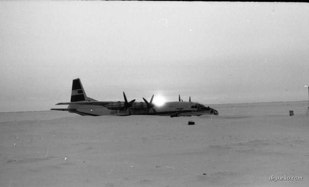Северный полюс: фото очевидца или полеты моего дедушки в Арктику