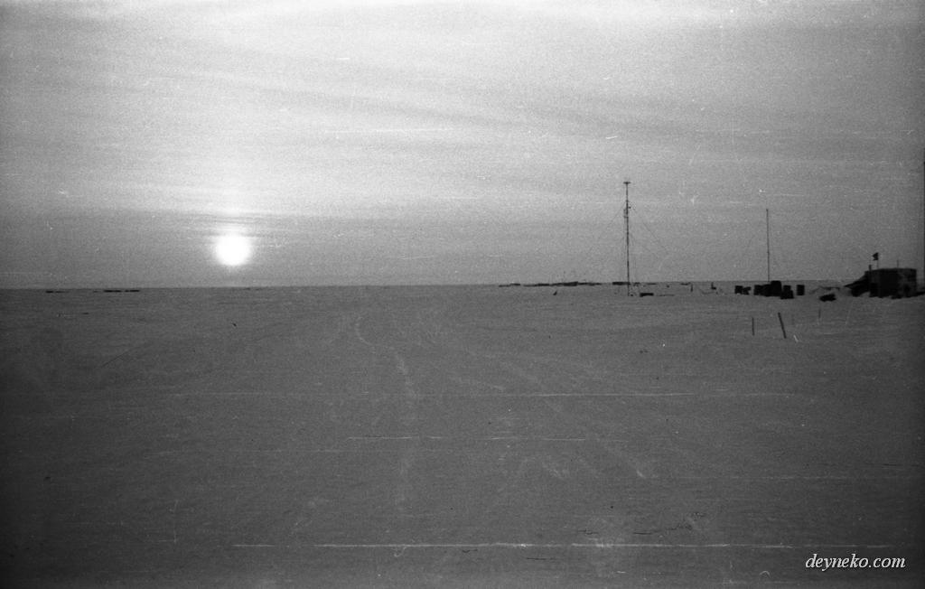 северный полюс фото
