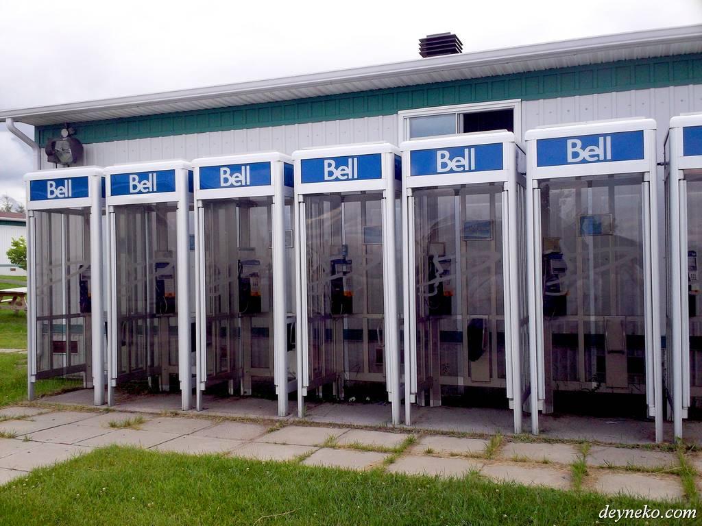 Les téléphones Bell