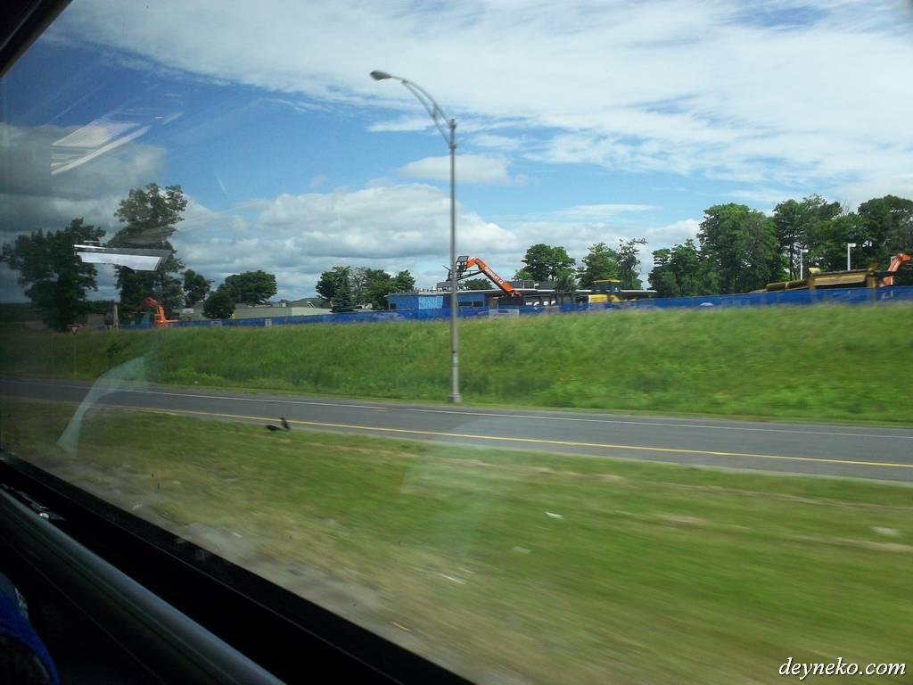 Autobus montreal bagotville