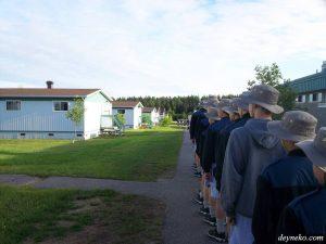 Le camp d'été des cadets de l'air de Bagotville