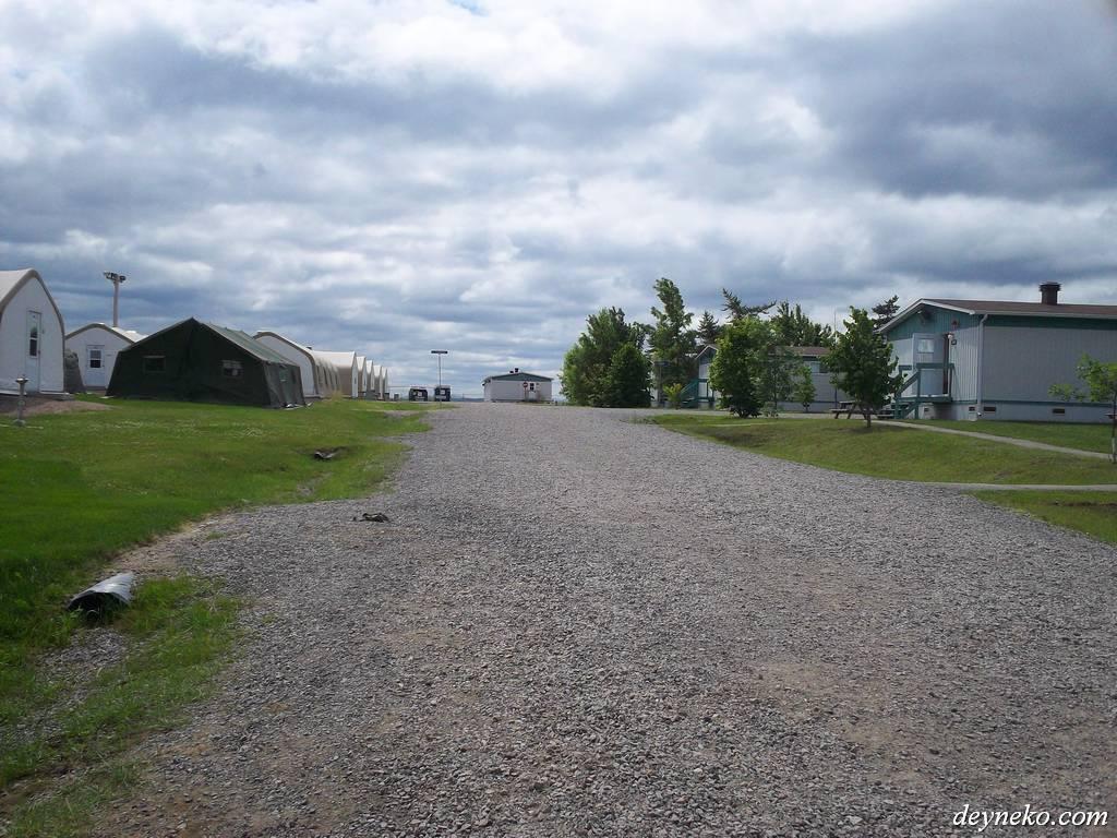 Camp d'été des cadets des l'air Bagotville