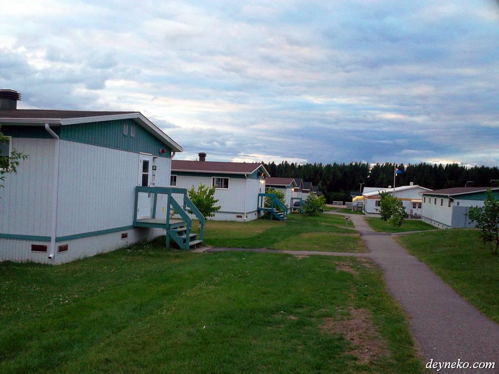Camp d'été des cadets des l'air de Bagotville