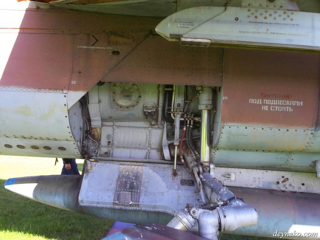 Миг-23 в Канаде