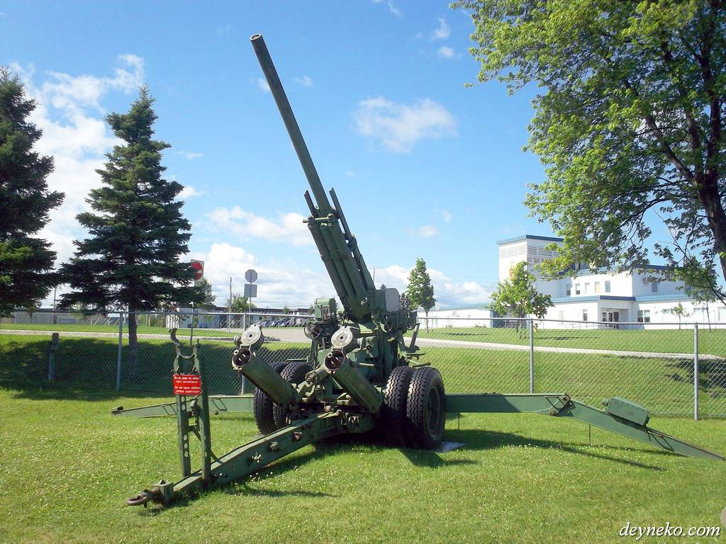 Канадский музей авиации Баготвиль