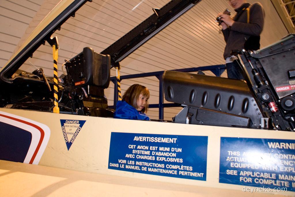 приборы современного истребителя Ф-18 Хорнет