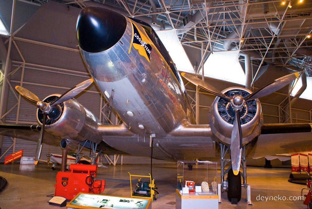 музей авиации Оттава