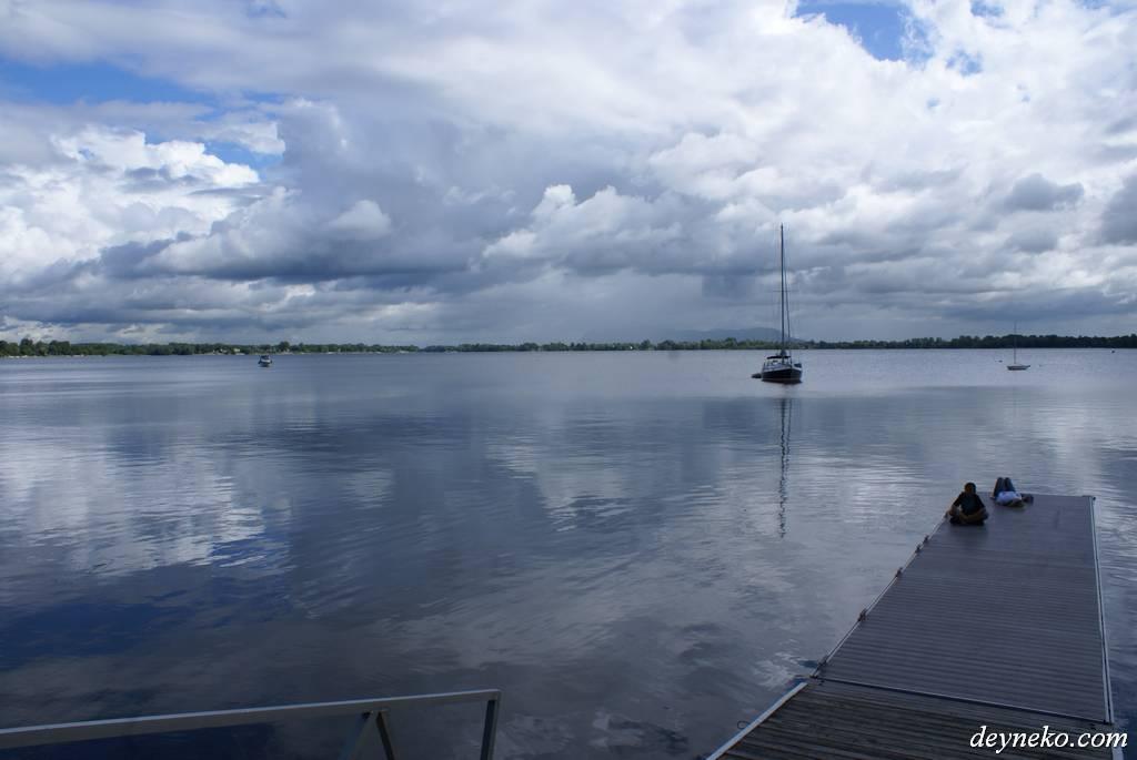 Озеро Chambly