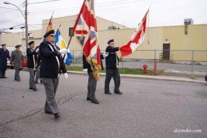 День памяти в канаде