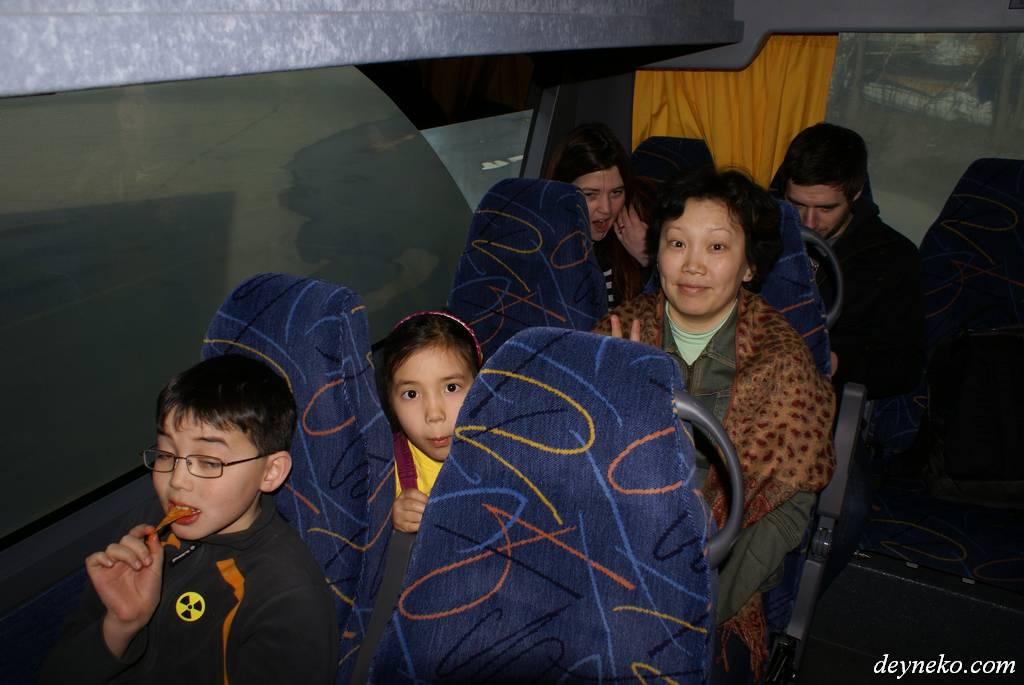 Автобусом из Торонто в Монреаль
