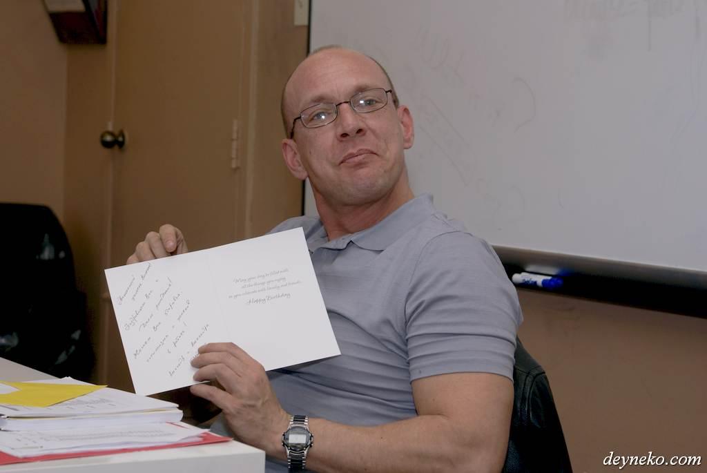 French teacher Simon Lemieux center Prizma Monreal Lasalle